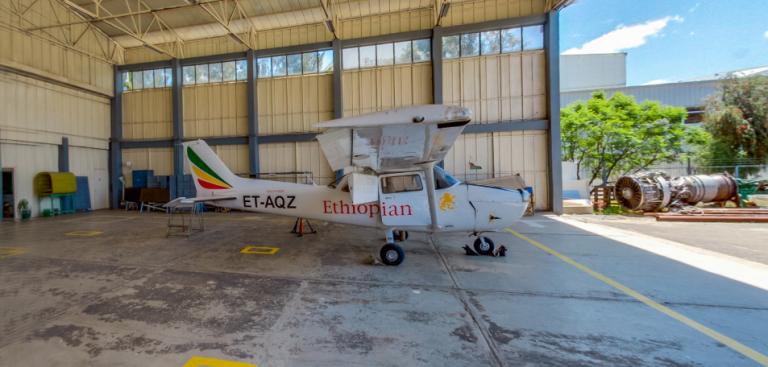 technical training hangar